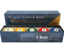 5 Ball Carom