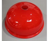 Globe opaline rouge
