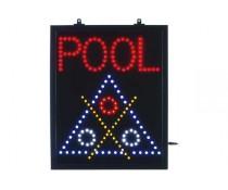Panneau lumineux Pool