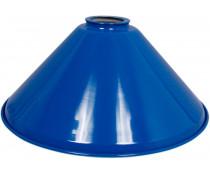 Globe bleu pour luminaire