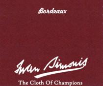 Simonis 300 Bordeaux