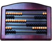 Compteur mécanique trapèze