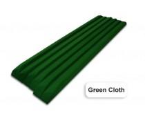 Kit bandes DTP en L drapées vert