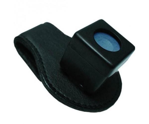 accessoire de chapeau de r/écipient de craie de Tableau de billard en caoutchouc vert pour le club de b/âton de queue de billard de table de billard Support de craie de billard de 4 PCS