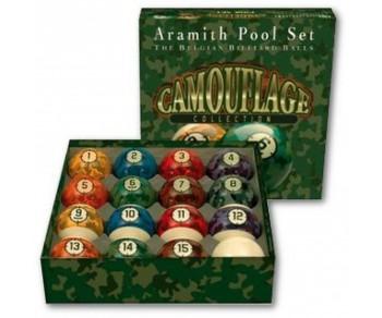 Américain Aramith Camouflage en 57.2mm