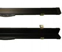 Mallette 3/4 Aluminium Noire