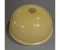 Globe opaline crème