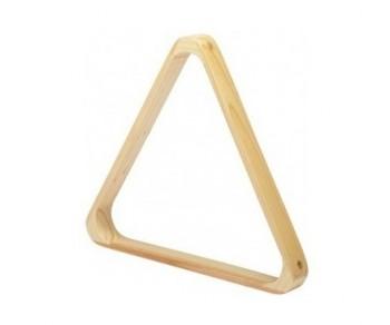 Triangle en bois américain (57.2 mm)