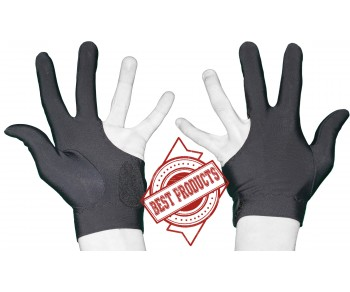 Gant doigts pleins avec cuir