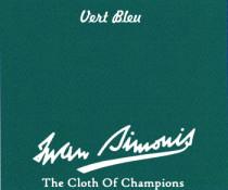 Simonis 300 Vert Bleu