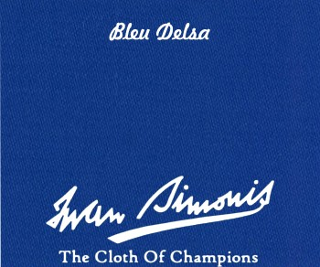 Drap Simonis 760 Bleu Delsa