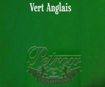 Drap Petrow Champions Vert Anglais