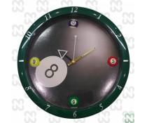 Horloge V8