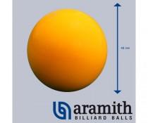 Bille Jaune Aramith 48 mm