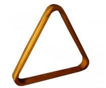 Triangle couleur naturelle en bois 52.4 mm