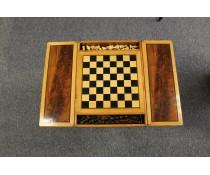 Table d'échecs authentique