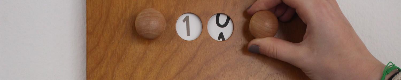 Manual scoreboards