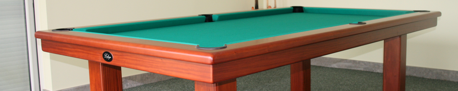 Second-hand billiards