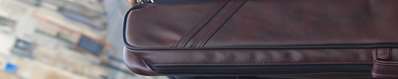 Supple briefcases