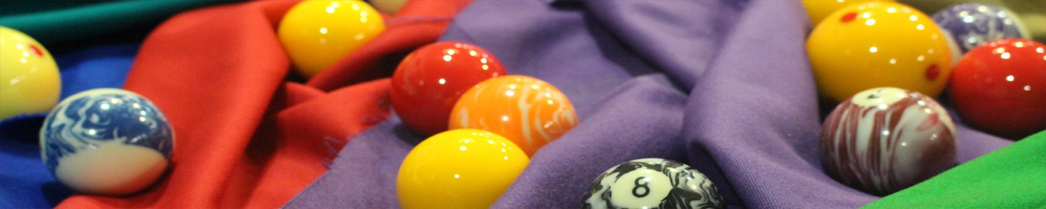 For all type of billiards