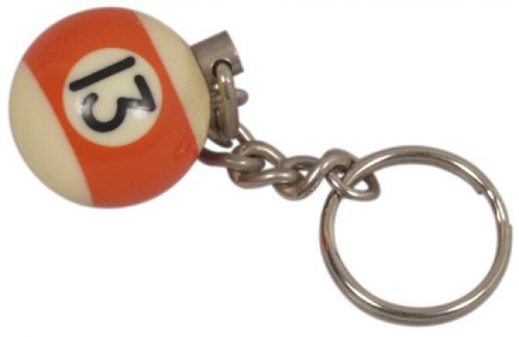n° 13 - Rayé Orange