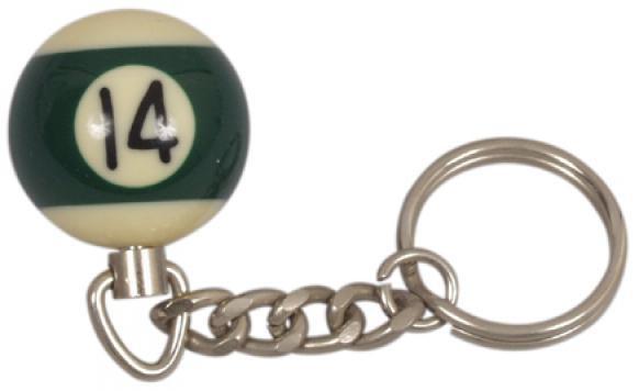 n° 14 - Rayé Vert